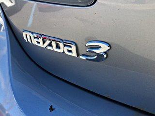 2010  Mazda3 Sport GT + CUIR + SIÈGES CHAUFFANTS + TOIT OUVRANT