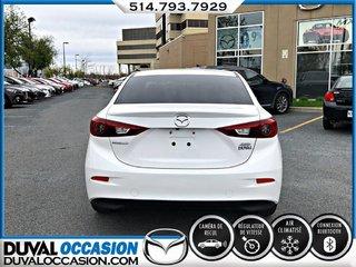 Mazda3 GS + CAMERA DE RECUL + CLIMATISATION + BLUETOOTH 2015
