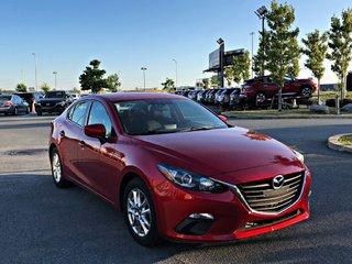 Mazda3 GS + SIÈGES CHAUFFANTS + BLUETOOTH 2015