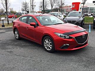 Mazda3 GS + NAVIGATION + TOIT OUVRANT + SIÈGES CHAUFFANT 2016
