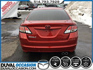 Mazda Mazda6 GS + CLIMATISATION + TOIT OUVRANT 2009