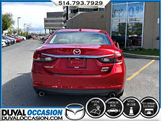 Mazda Mazda6 GT + BLUETOOTH + NAVIGATION + TOIT OUVRANT 2014