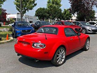 2008 Mazda MX-5 GT + TOIT RIGIDE + SIÈGES CHAUFFANTS