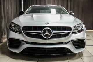 2018 Mercedes-Benz AMG E 63 S 4MATIC