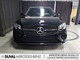 2017 Mercedes-Benz AMG GLC 43 Coupe