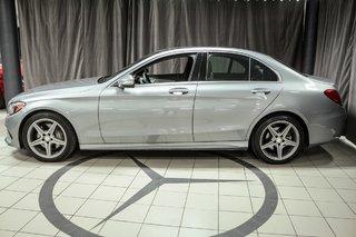 2015 Mercedes-Benz C-Class C300 4MATIC LED GPS TOIT PANO
