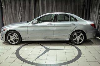 2015 Mercedes-Benz C-Class C300 4MATIC ENSEMBLE SPORT AMG TOIT PANO LED