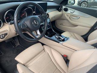 2016 Mercedes-Benz C-Class 300 4X4 23500 KM!! CUIR BLUETOOTH GPS