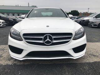 2018 Mercedes-Benz C300 SPORT PACK + PNEUS HIVER + RABAIS DEMO 7000$