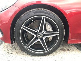 2018 Mercedes-Benz C300 NIGHT PACK + DESIGNO + PNEUS HIVER + HAUTE-GAMME