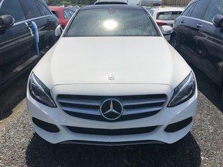 2018 Mercedes-Benz C300 LIQUIDATION 2018 NEUF RABAIS 6500$