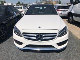 2018 Mercedes-Benz C300 5000$ EN RABAIS LIQUIDATION 2018