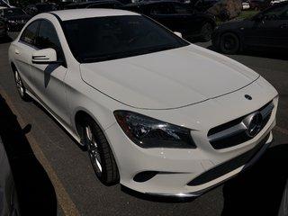 2018 Mercedes-Benz CLA250 4matic Coupe *3000$ RABAIS DEMO *