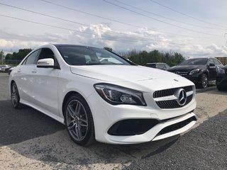 2018 Mercedes-Benz CLA250 4matic Coupe *RABAIS DÉMO 4000$ *