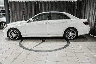 2016 Mercedes-Benz E400 4MATIC Sedan