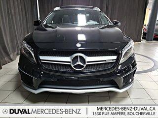 2015 Mercedes-Benz GLA-Class GLA45 AMG 4MATIC