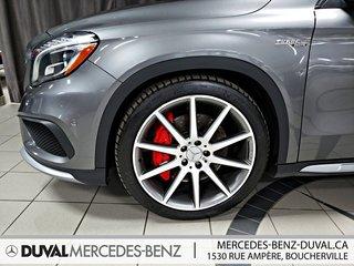 2016 Mercedes-Benz GLA-Class 45 4MATIC