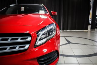 2018 Mercedes-Benz GLA-Class 4MATIC