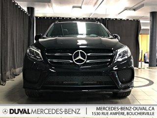 2016 Mercedes-Benz GLE-Class GLE 350d 4MATIC diesel