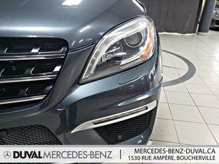 2012 Mercedes-Benz M-Class ML 63 AMG