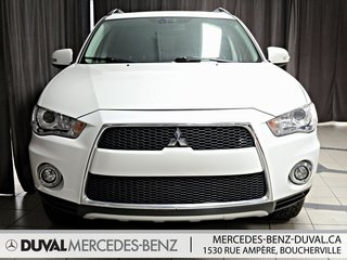 2012 Mitsubishi Outlander XLS S-AWC (6AT)