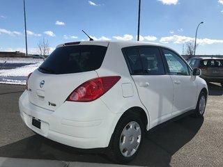 2008 Nissan Versa De base