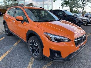 Subaru Crosstrek Limited 4X4 CUIR BLUETOOTH GPS 16 492 KM! 2018