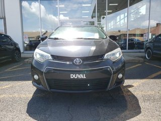 2014 Toyota Corolla S *BLUETOOTH, AIR CLIMATISÉ, CRUISE CONTROL*