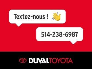 Toyota Corolla LE BLUETOOTH CAMERA DE RECUL 2016