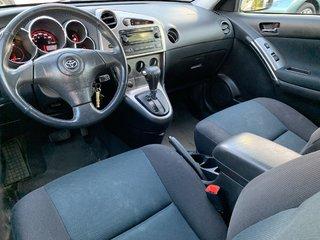 Toyota Matrix XR AIR CLIMATISÉ AUTOMATIQUE 2008