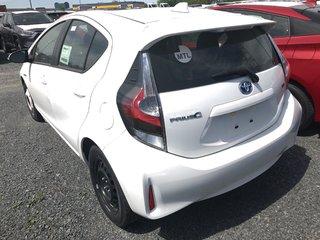 Toyota Prius C Upgrade 2019