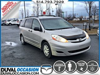 2008 Toyota Sienna CE 7 Passenger + GROUPE ELECTRIQUE