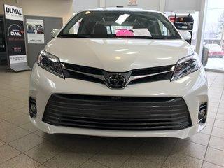 2018 Toyota Sienna LIMITED AWD NAVIGATION 3000$ RABAIS