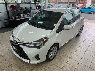 Toyota Yaris LE AIR CLIMATISÉ BLUETOOTH 2016