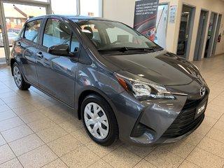 Toyota Yaris LE BLUETOOTH AIR CLIMATISÉ 1 146 KM!! 2018