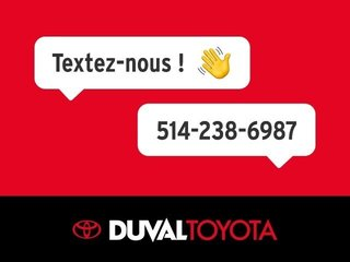 2018 Toyota Yaris LE BLUETOOTH CAMERA DE RECUL