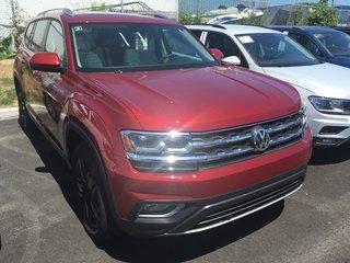 Volkswagen Atlas HIGHLINE 2018