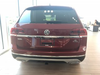 2018 Volkswagen Atlas ***EXECLINE*** AWD CUIR TOIT PANO NAV MAGS