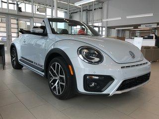 Volkswagen BEETLE DÉCAPOTABLE DUNE 2018