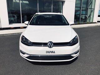 2018 Volkswagen GOLF SPORTWAGEN COMFORTLINE 4MOTION