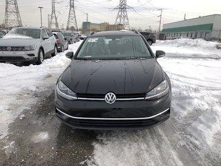 2018 Volkswagen GOLF SPORTWAGEN 1.8 TSI