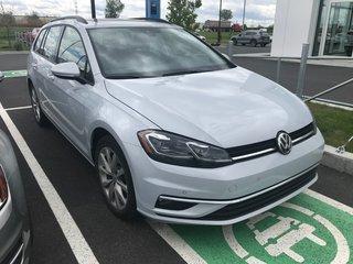 Volkswagen GOLF SPORTWAGEN ***COMFORTLINE*** CUIR ***AIDE AU CONDUCTEUR *** 2018