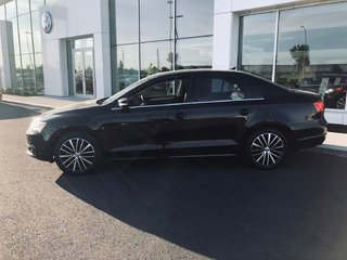 Volkswagen Jetta Sedan Highline 2014