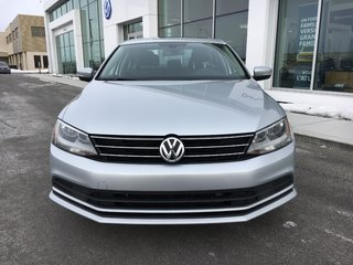 2016 Volkswagen Jetta Comfortline