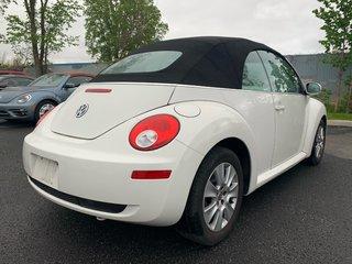 Volkswagen New Beetle Convertible Comfortline 2010