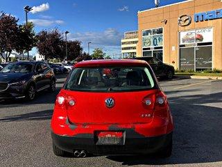 2007 Volkswagen Rabbit CLIMATISATION + AUTOMATIQUE