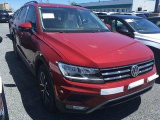 2018 Volkswagen Tiguan COMFORTLINE