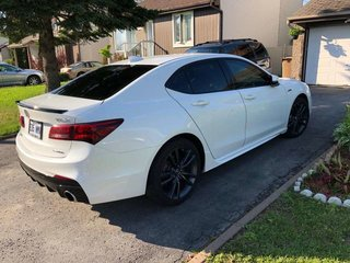 2018 Acura TLX SH-AWD A-Spec ***JAMAIS ACCIDENTÉ ET 1 SEUL PROPRIÉTAIRE*****