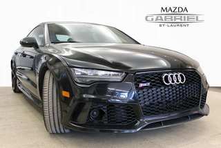 Audi RS7 4.0T Quattro + jamais accidenté + 560 Horse Power 2016