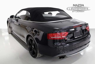 Audi S5 3.0T QUATTRO NO ACCIDENT (CARFAX AVAILABLE) 2012